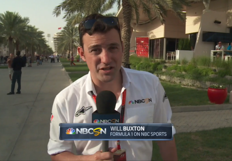 Will Buxton, NBC Sports
