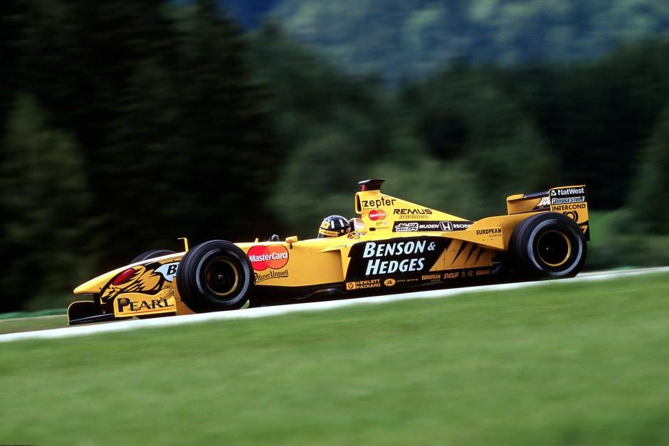 Damon Hill 1999. aasta Austria GP-l