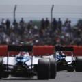 Felipe Massa ja Valtteri Bottas, Wiliams Martini Racing