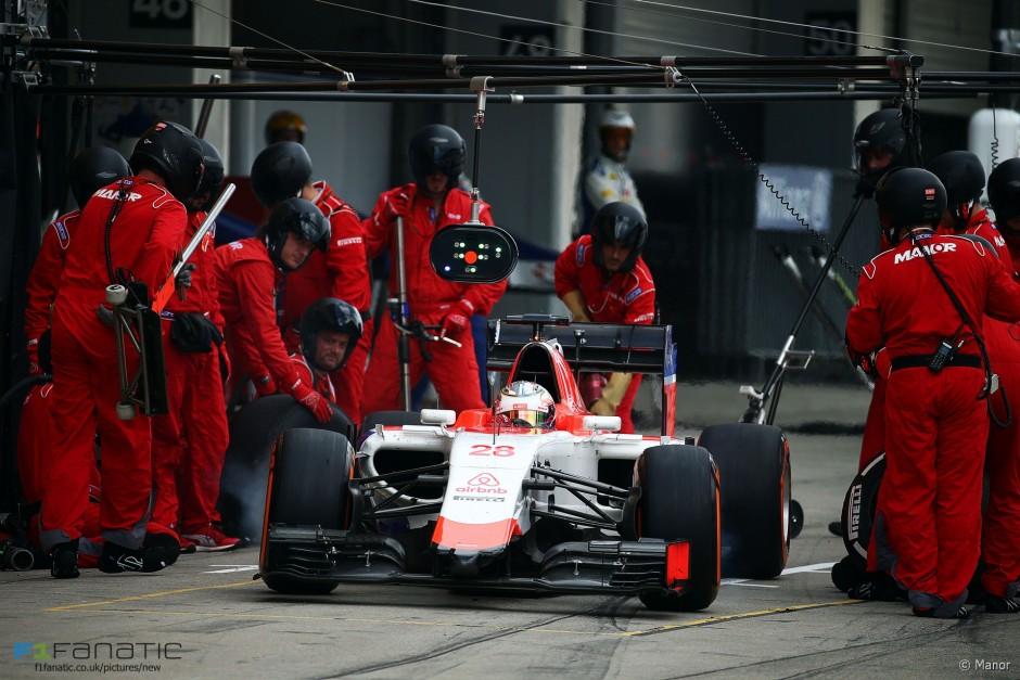 Will Stevens, Manor, Jaapani GP