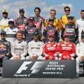 F1 sõitjad 2016. aasta alguses