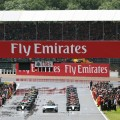 Suurbritannia GP start