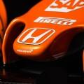 McLaren Honda, Barcelona testidel