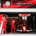 Motor Racing - Formula One World Championship - Malaysian Grand Prix - Qualifying Day - Sepang, Malaysia