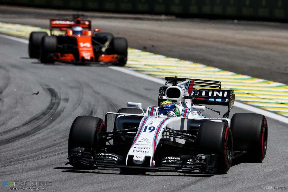 Felipe Massa, Williams F1 Team, Brasiilia