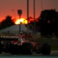 Kimi Räikkönen, Ferrari, Abu Dhabi