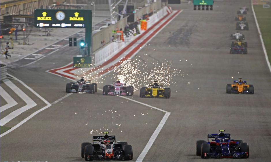 Bahreini GP, 2018