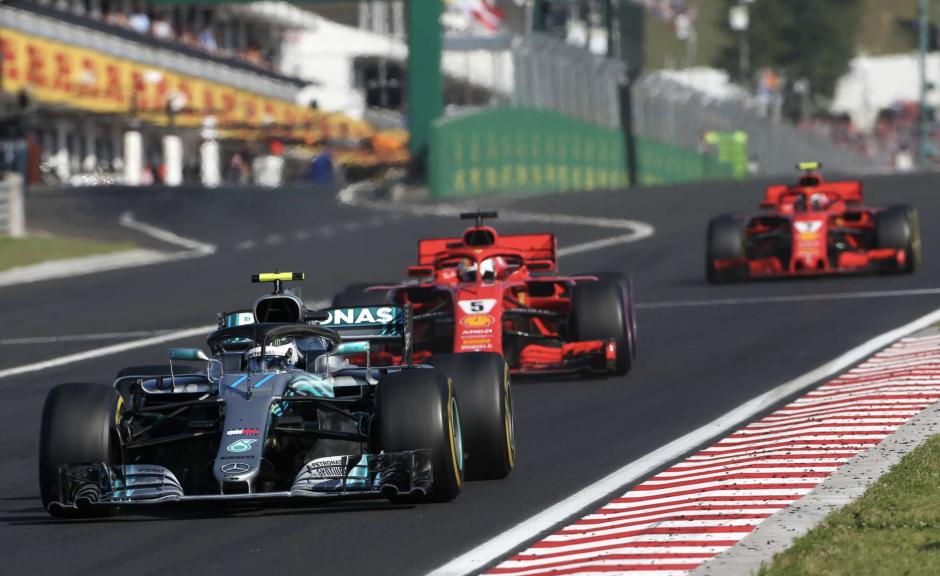 Ungari GP 2018