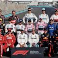 Abu Dhabi sõitjad F1