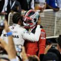 Bahreini GP, Hamilton ja Leclerc