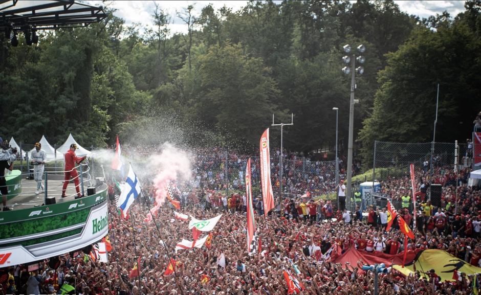 Itaalia Grand Prix, 2019