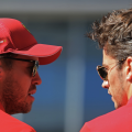 Charles Lecelerc, Sebastian Vettel, Ferrari