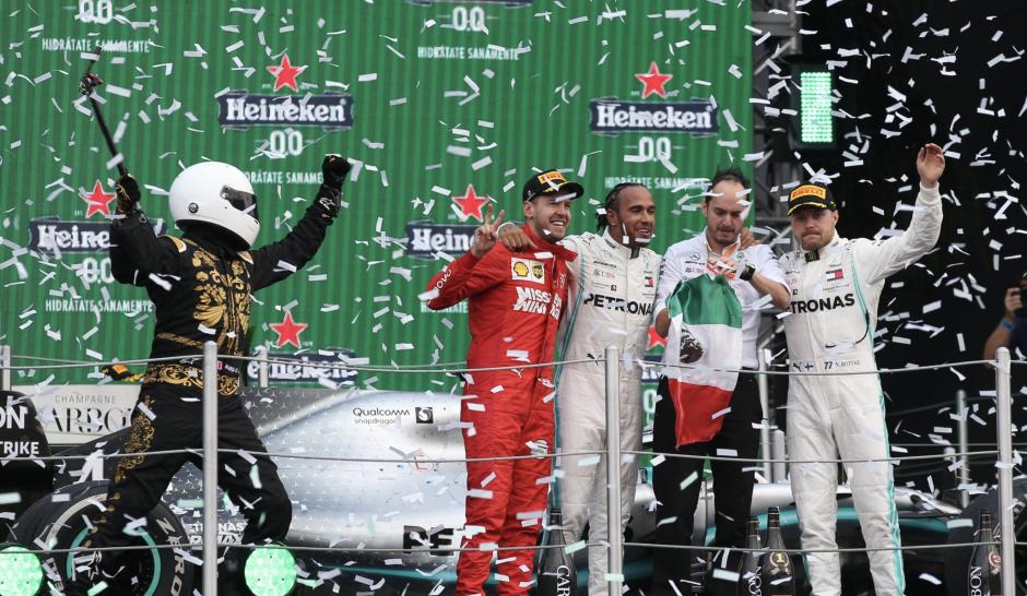 Mehhiko Grand Prix, 2019