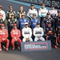 2019 F1 sõitjate foto