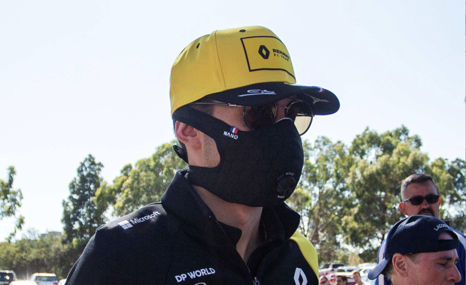 Esteban Ocon, Renault F1 Team, 2020