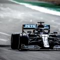 Lewis Hamilton, Mercedes AMG F1, Suurbritannia GP 2020