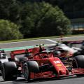Charles Leclerc, Scuderia Ferrari, Belgia GP 2020