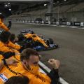 Carlos Sainz Jr, Abu Dhabi GP 2020