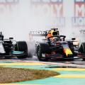 Verstappen ja Hamilton, Emilia Romagna GP 2021