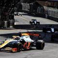 Lando Norris, McLaren Mercedes, Monaco Grand Prix