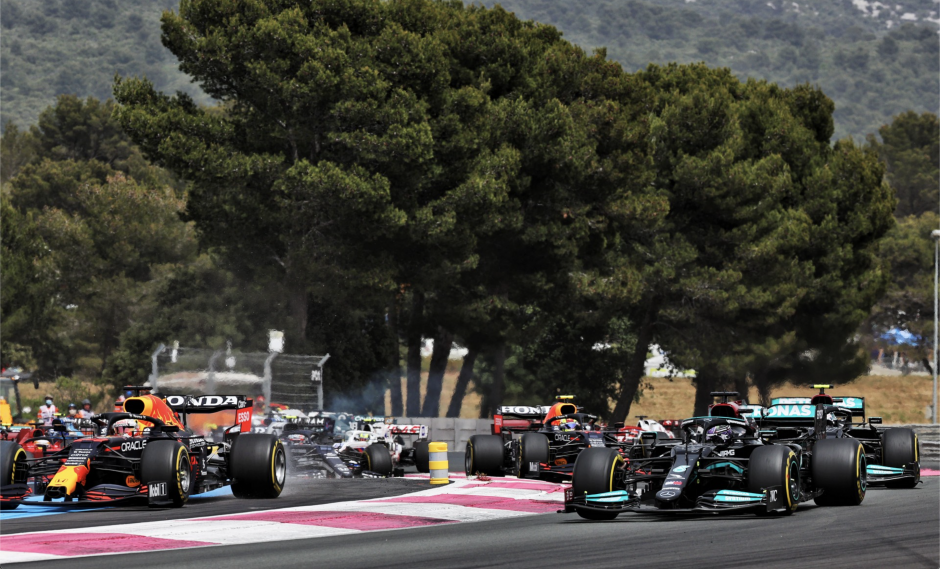 Prantsusmaa GP 2021