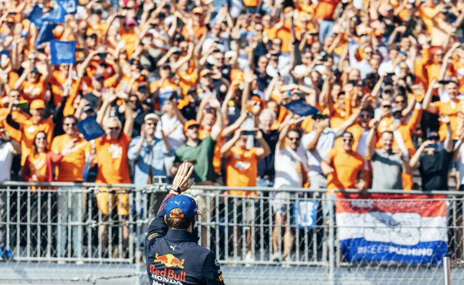 Max Verstappen, Hollandi GP 2021